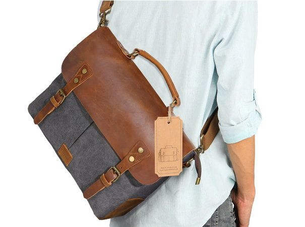 leather canvas bags manufacturer in Amsterdam