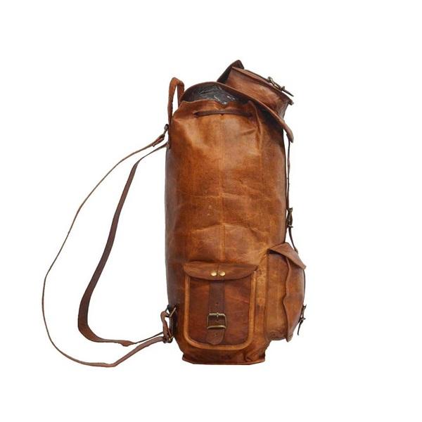 leather backpack manufacturer