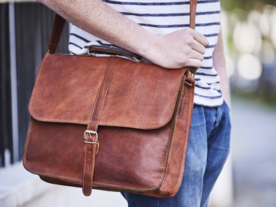 leather bag manufacturers in Langley