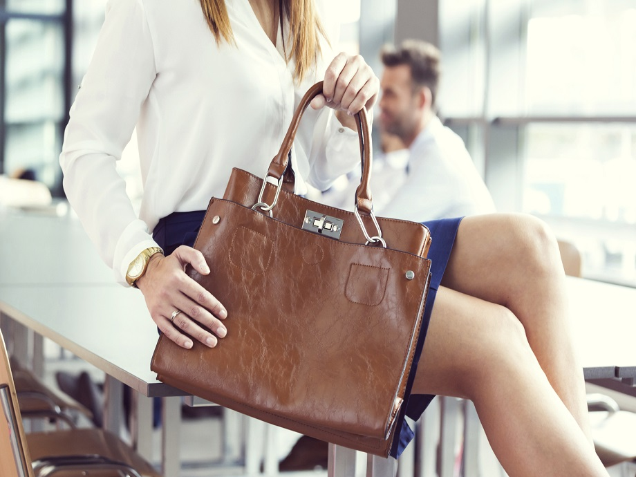 leather women bags manufacturers in Hugo